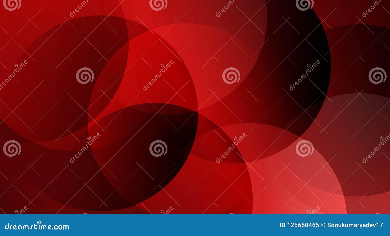 La guarnición abstracta roja vertió el papel pintado del fondo de 3 d