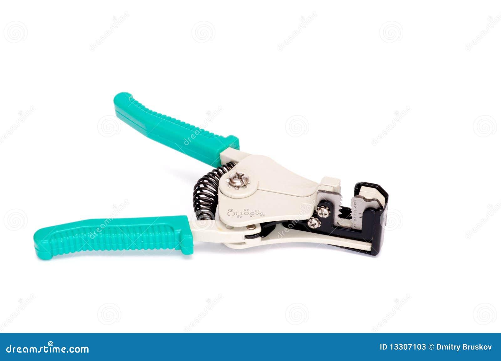 La herramienta del electricista
