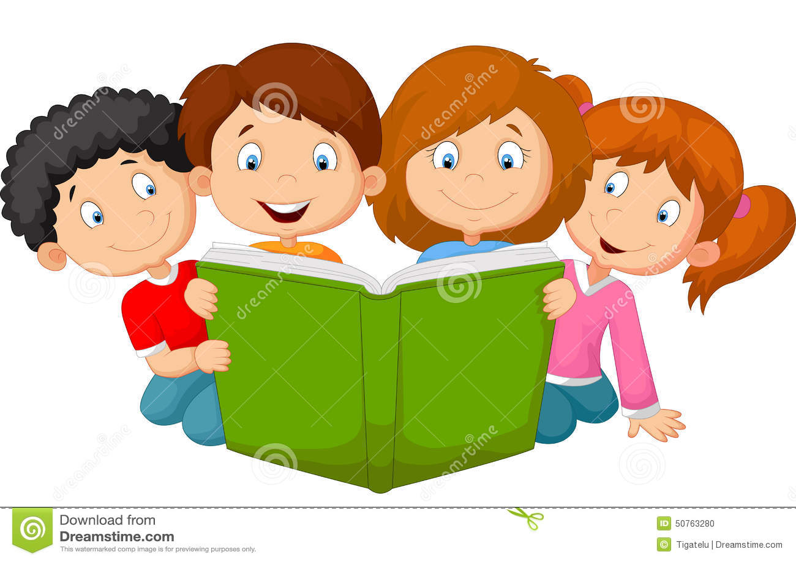 La historieta embroma el libro de lectura