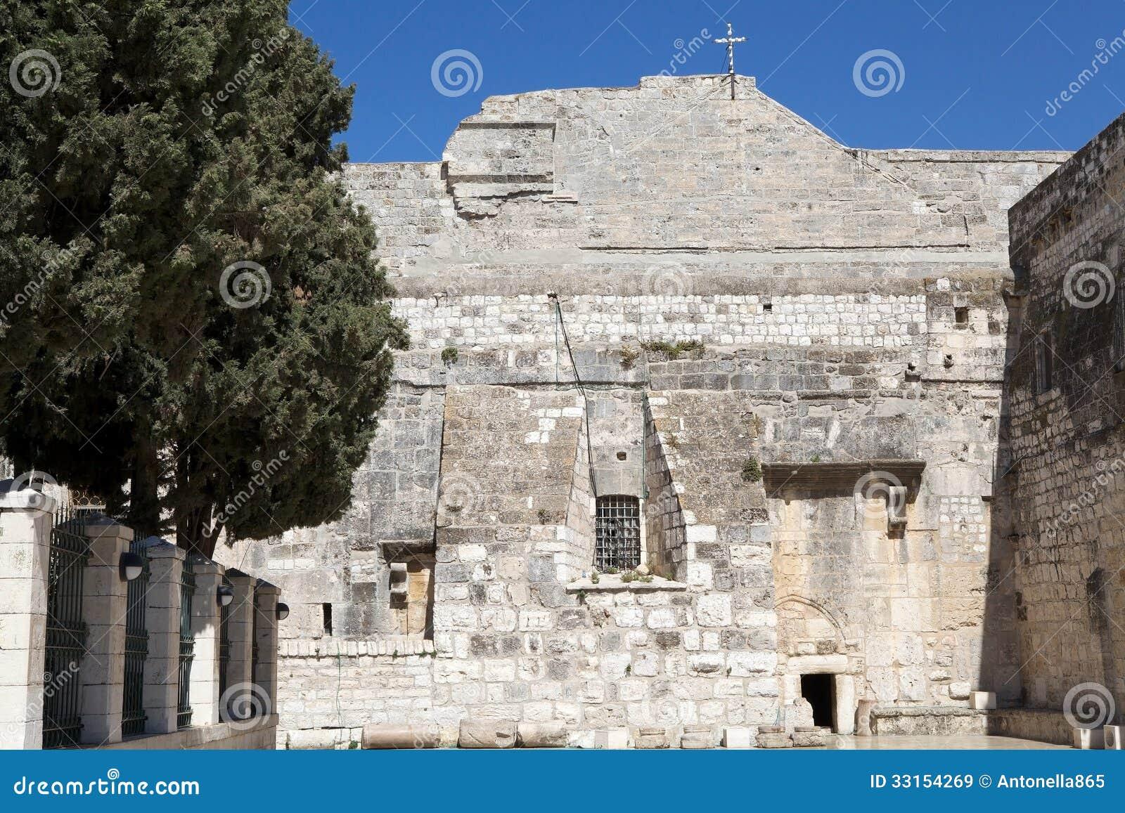 La iglesia de la natividad