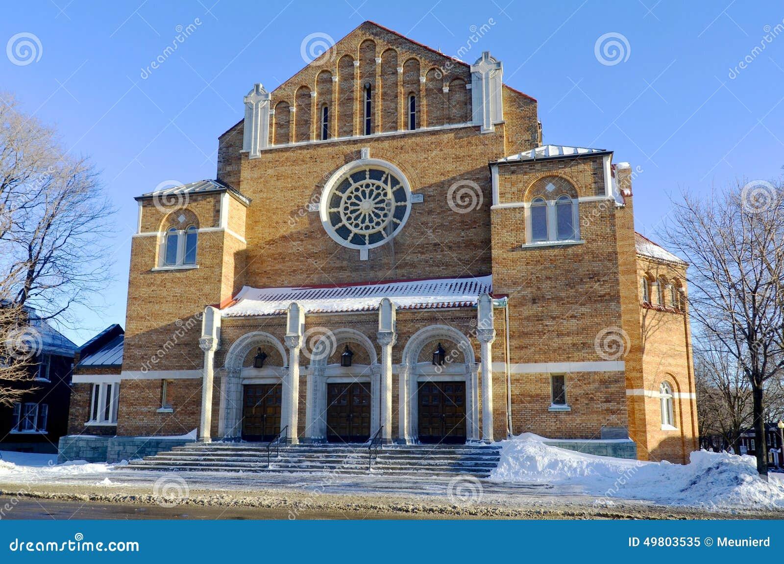 La iglesia del adventist del Séptimo-día de Westmount