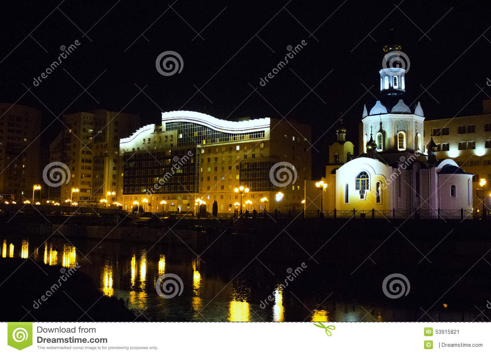 La iglesia del arcángel Gabriel