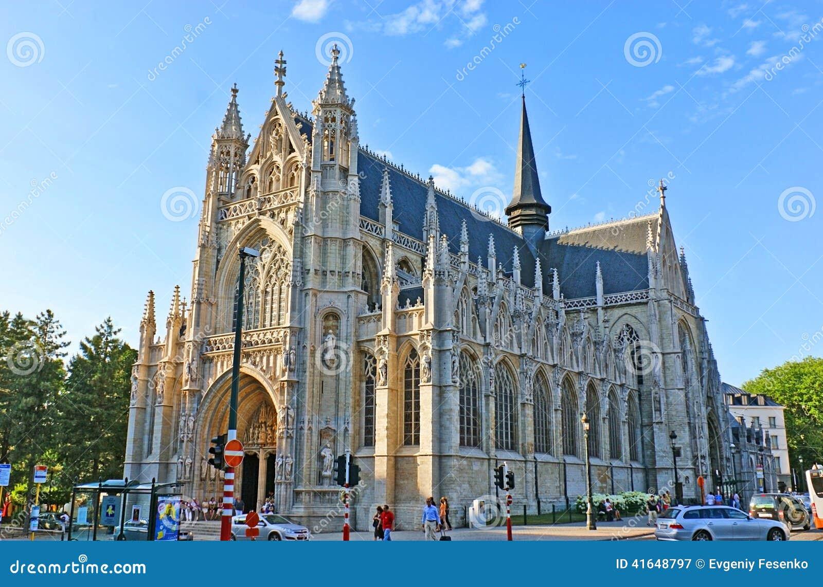 La iglesia gótica