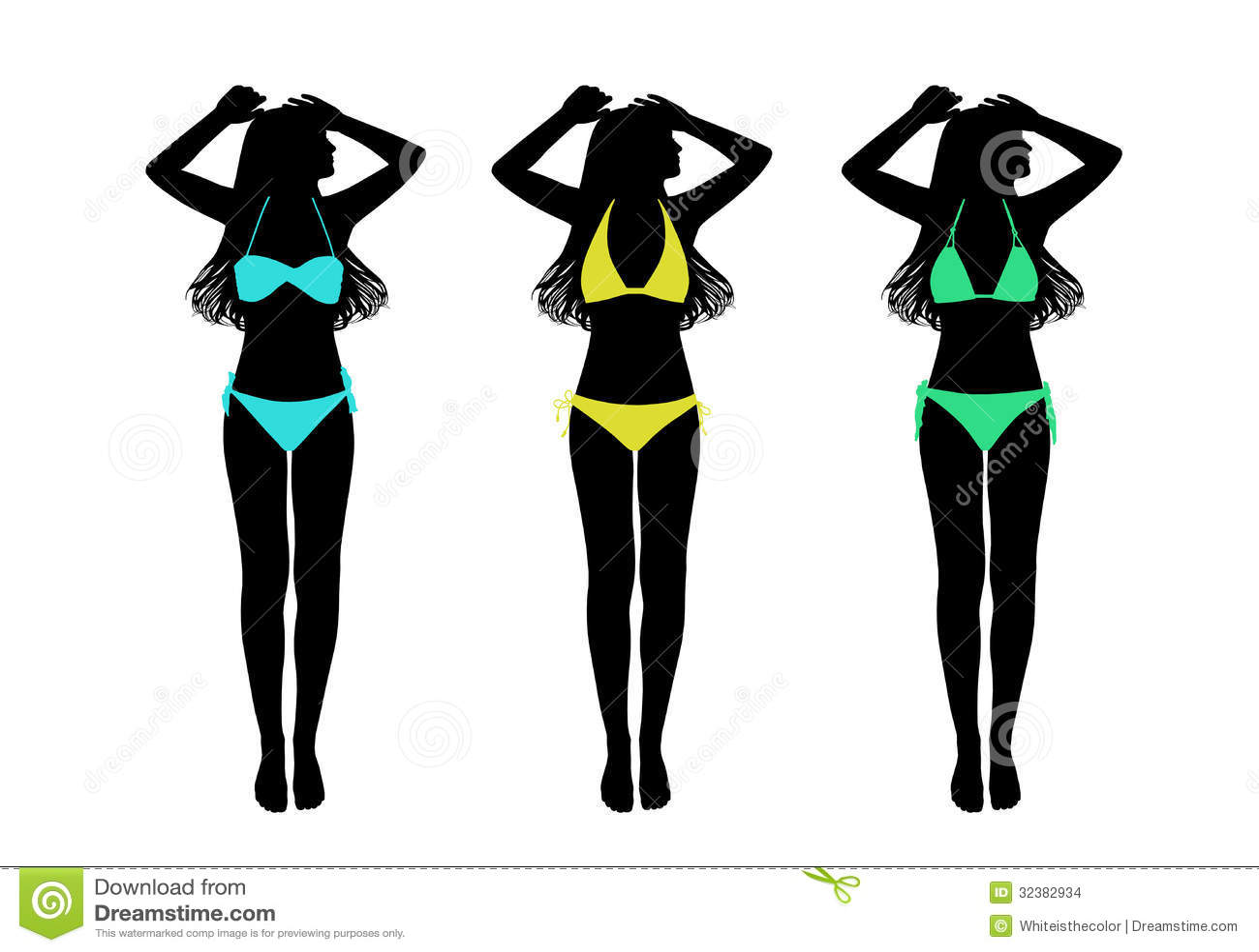Femme Maillot Silhouette Bain Maillot De ZiuTPOkX