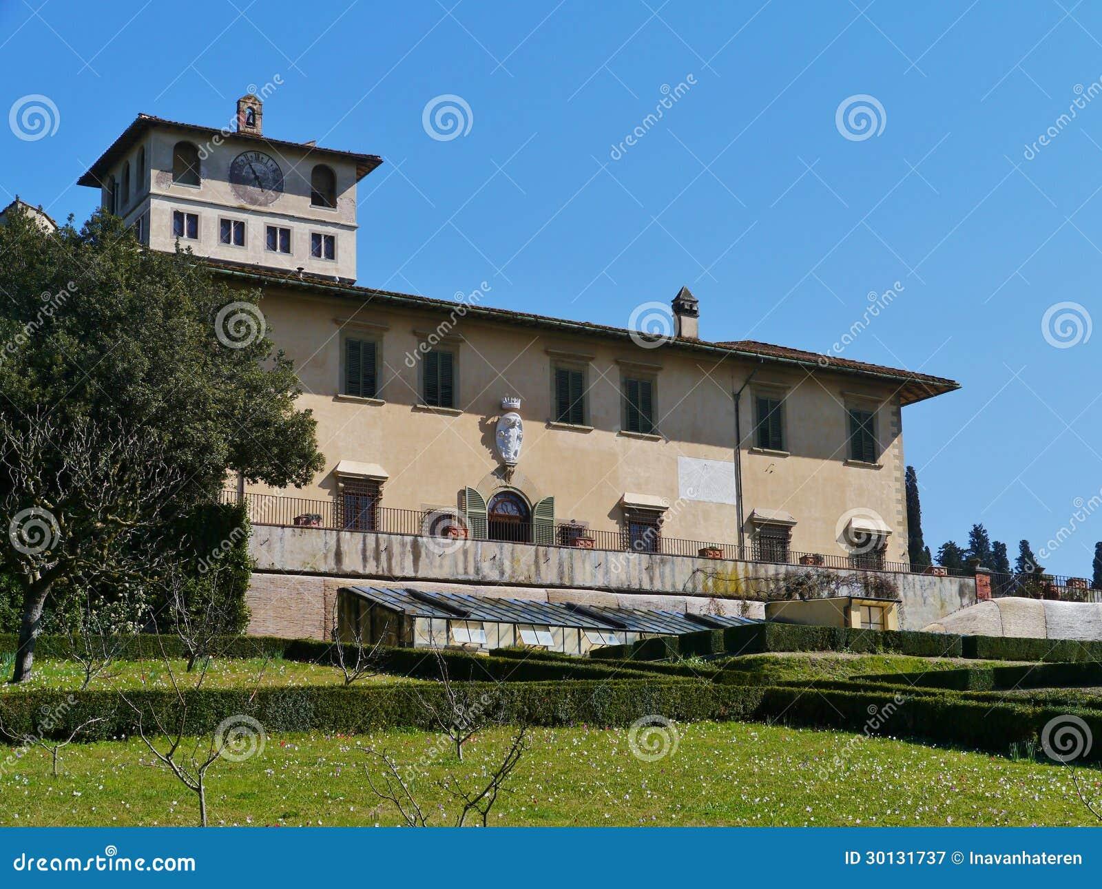 Palazzo in Castello in Italia