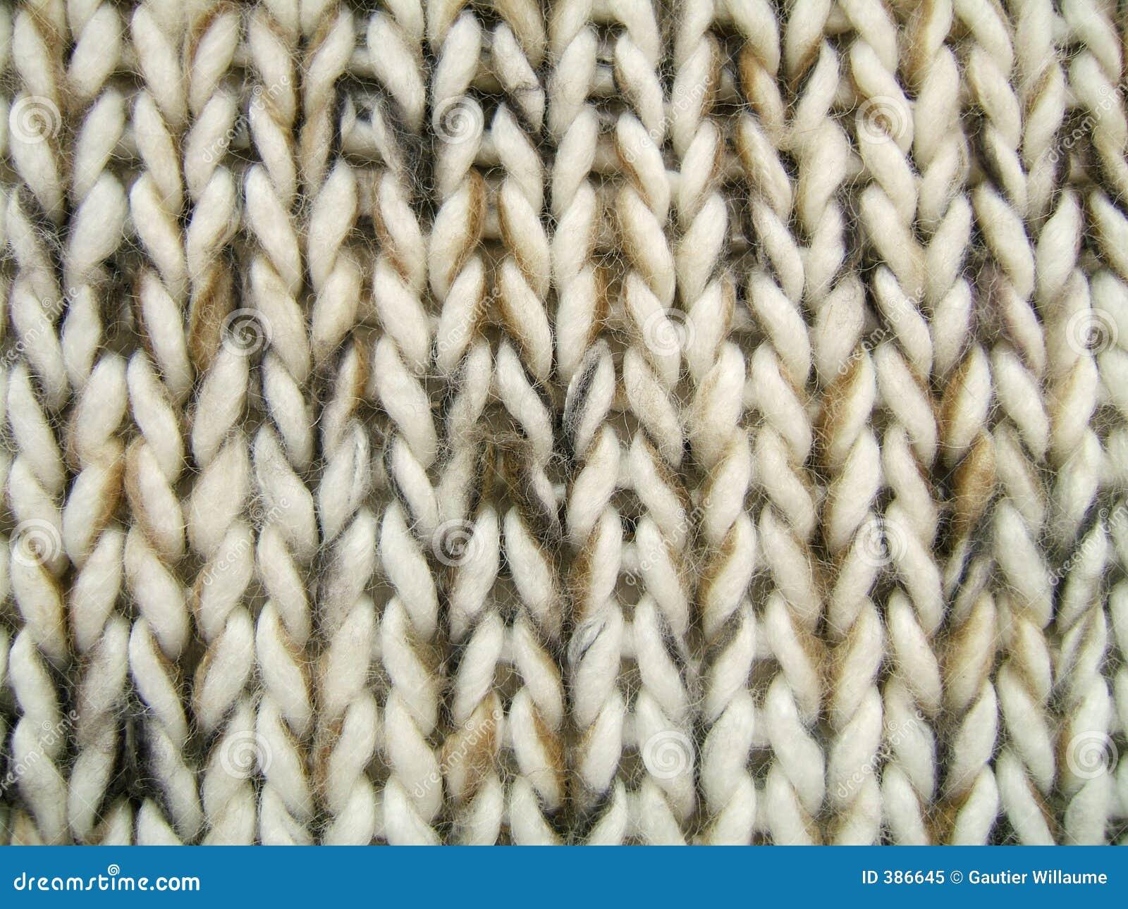 La laine raye la configuration