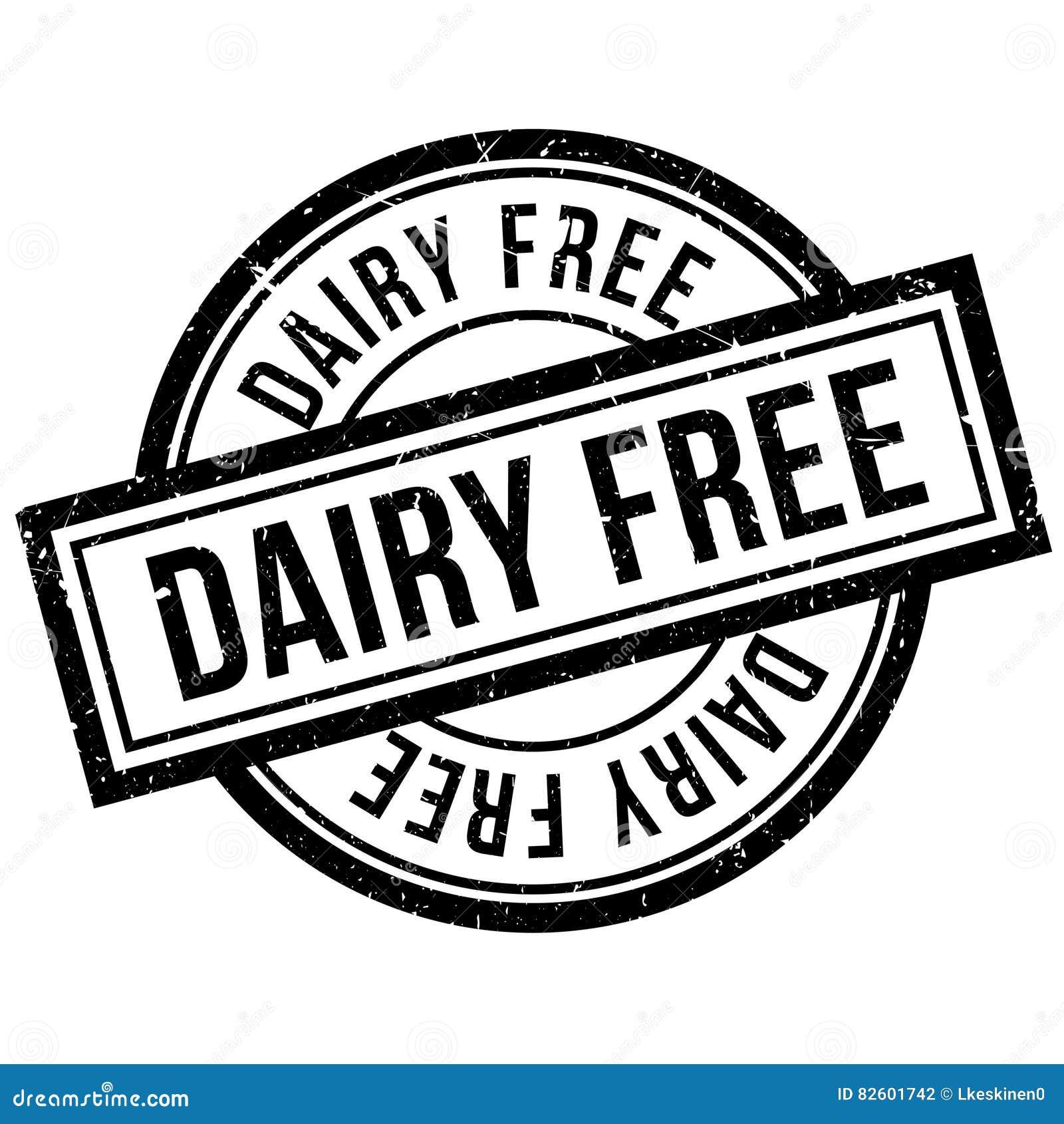 La lechería libera el sello de goma