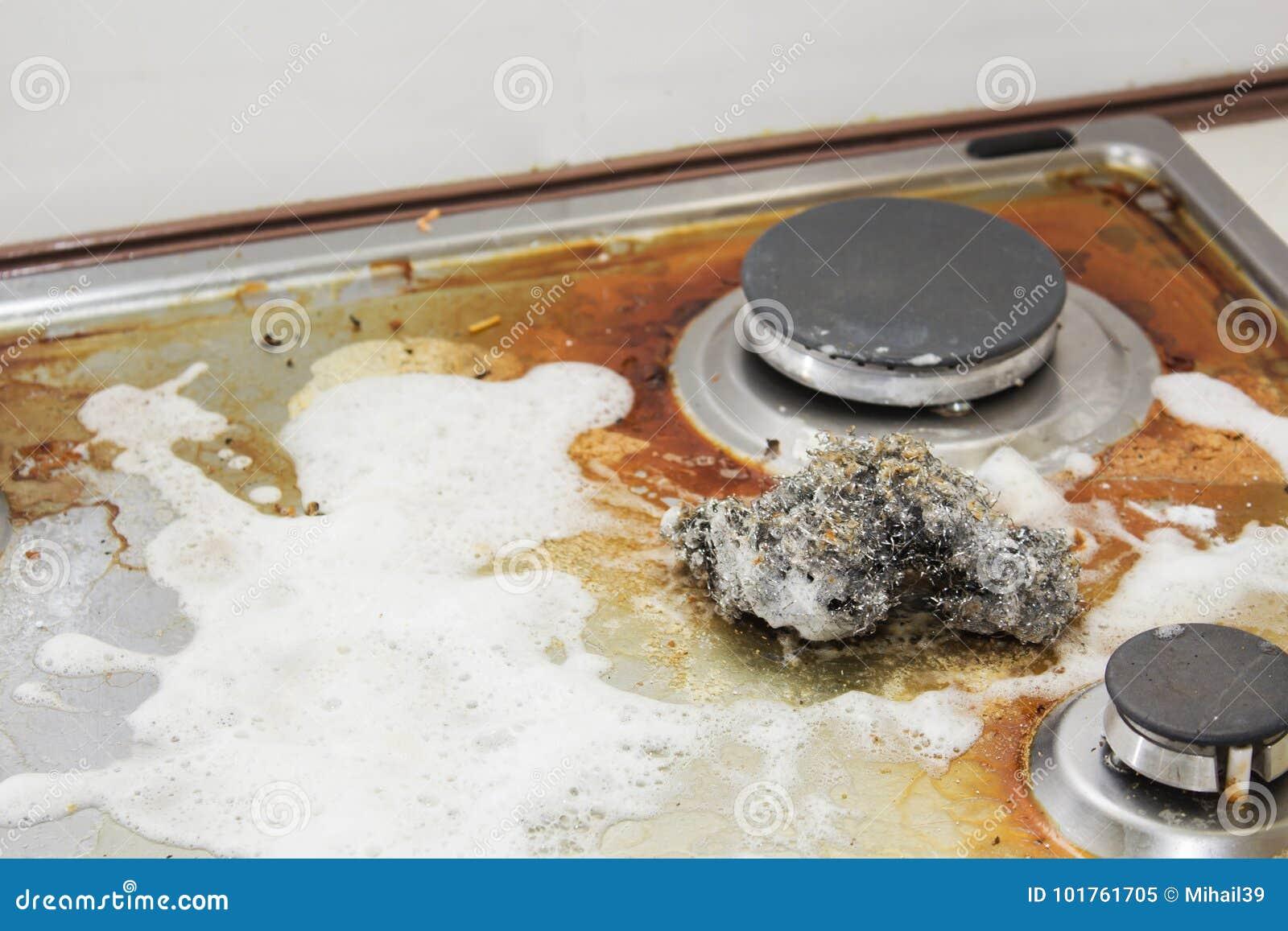 Limpieza de la cocina fotos de stock registrate gratis - Limpieza de cocina ...