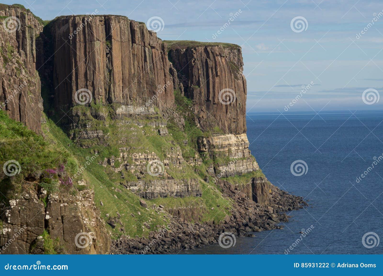 La linea costiera dell isola di Skye