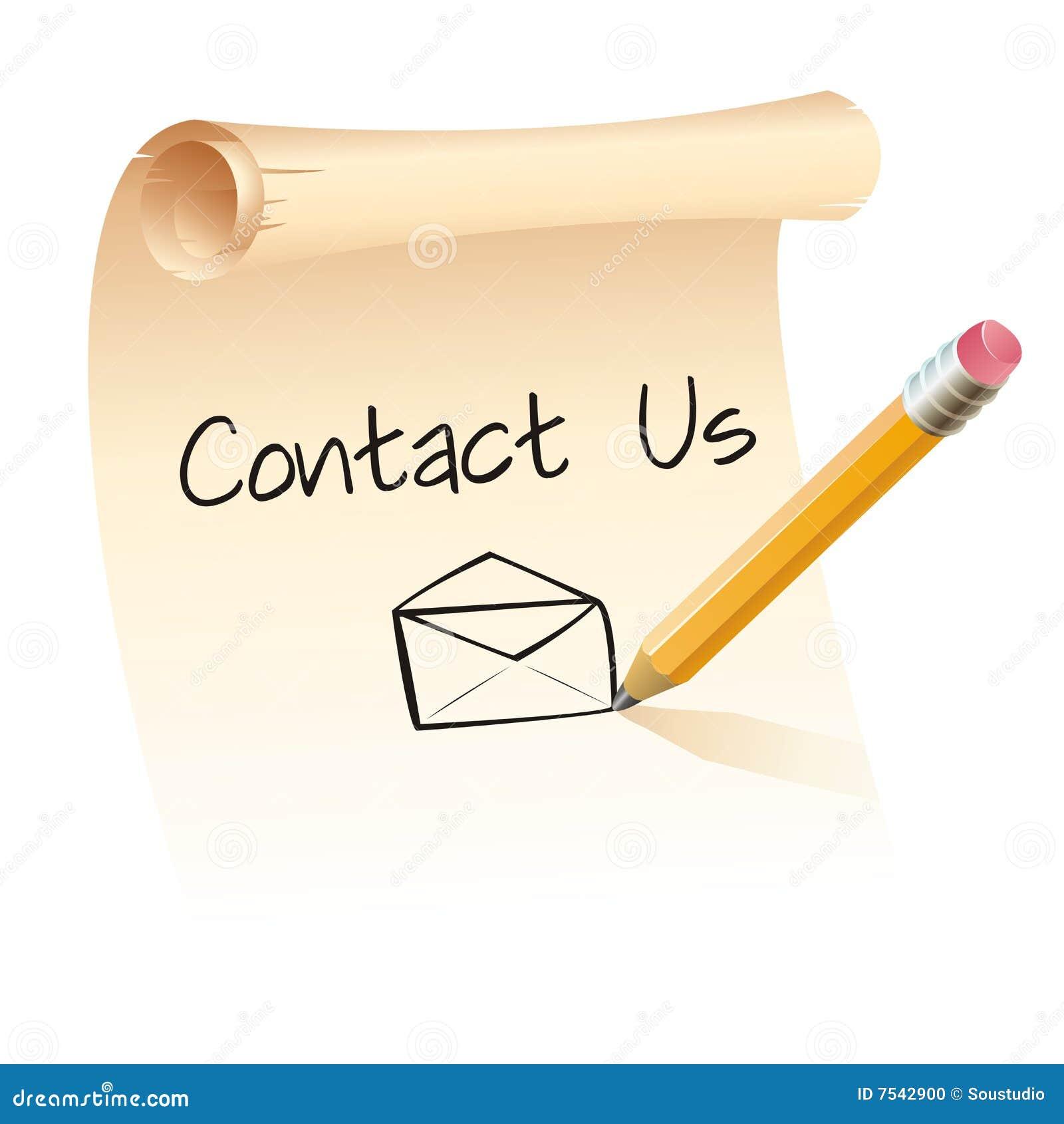 La liste nous contactent