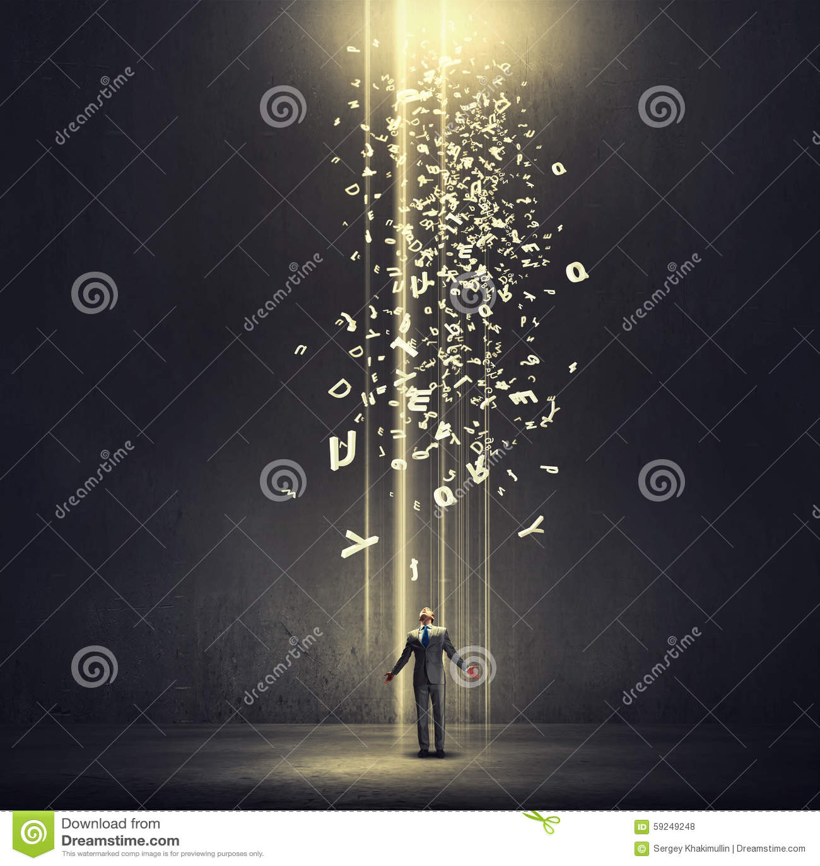 A la luz de éxito
