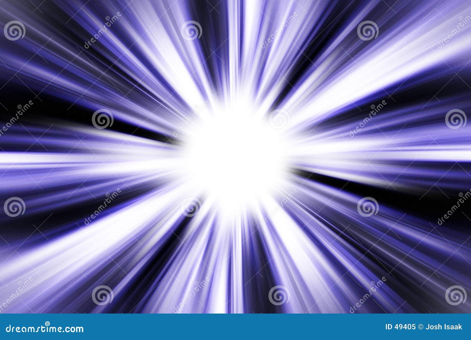 La luz en el extremo