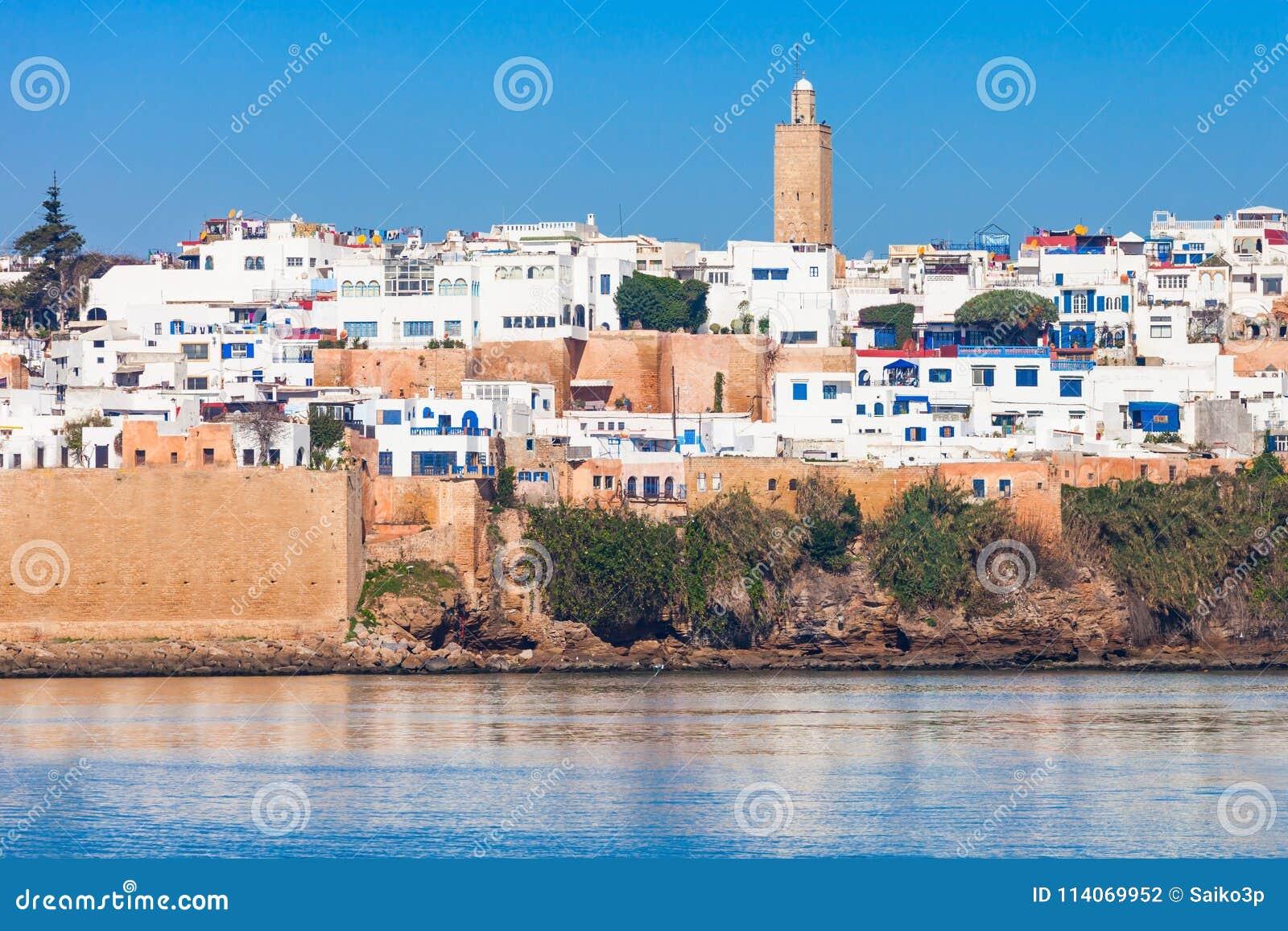 La Médina à Rabat