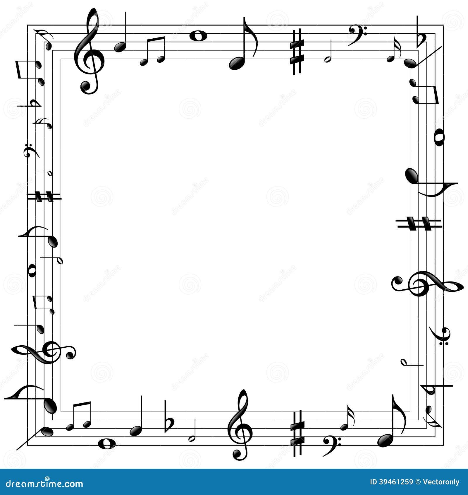 La música observa la frontera