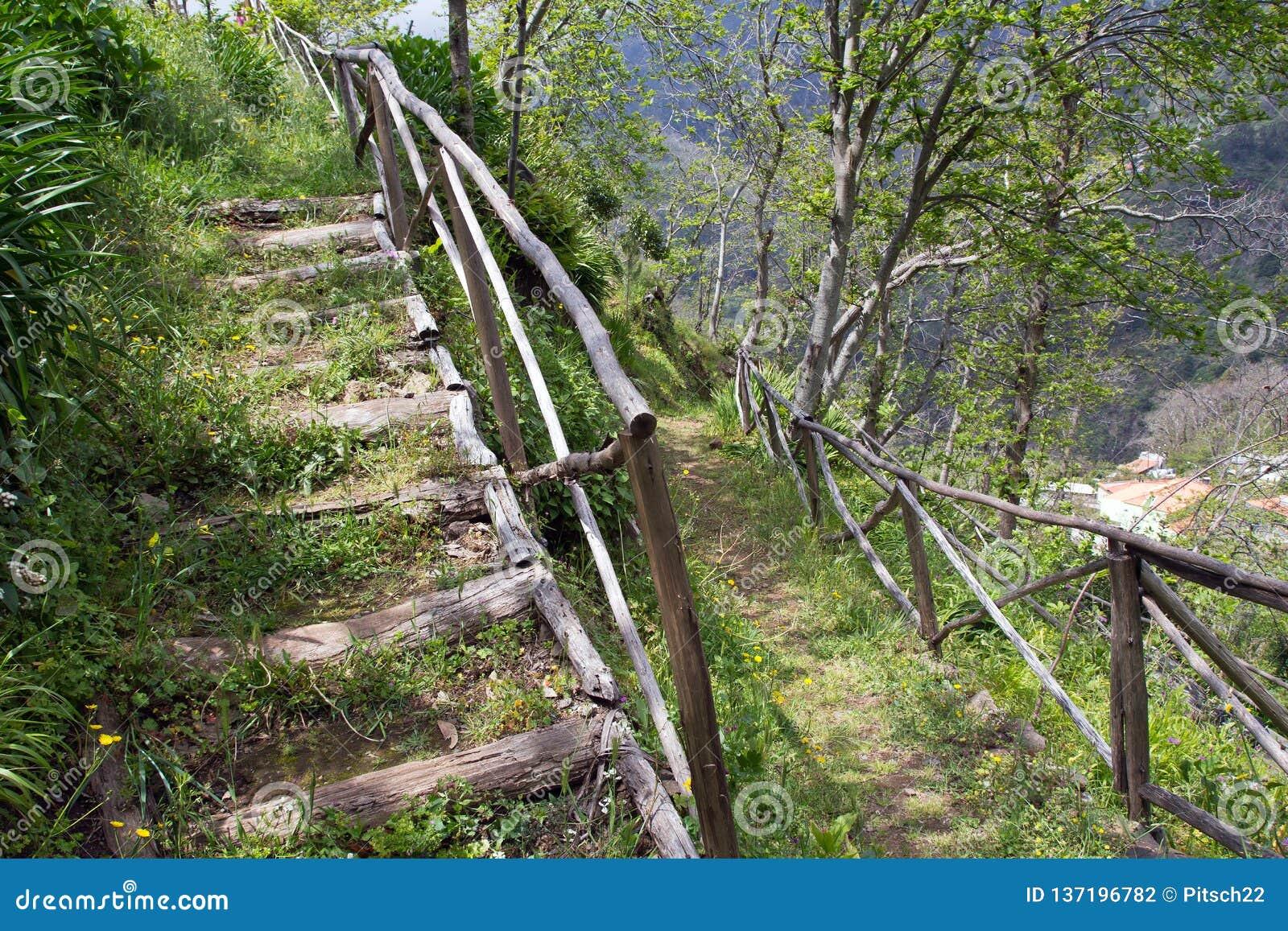 La Madère, vallée des nonnes, Curral DAS Freiras