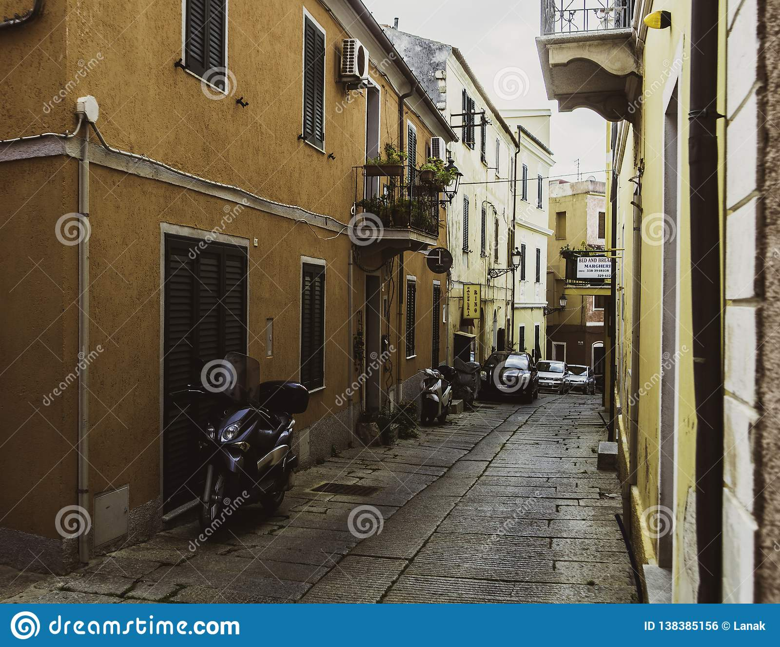 La Maddalena, Sardinien, Italien