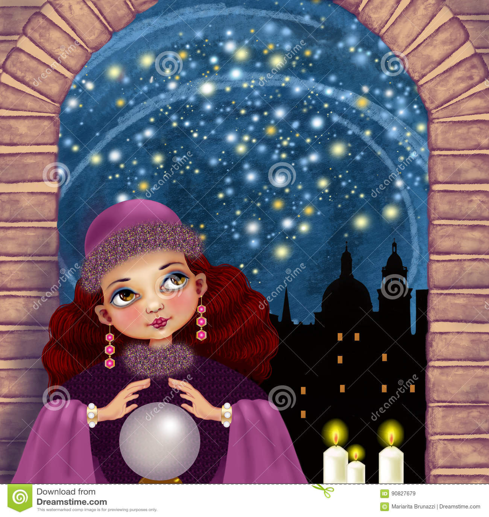 La magie d une nuit étoilée