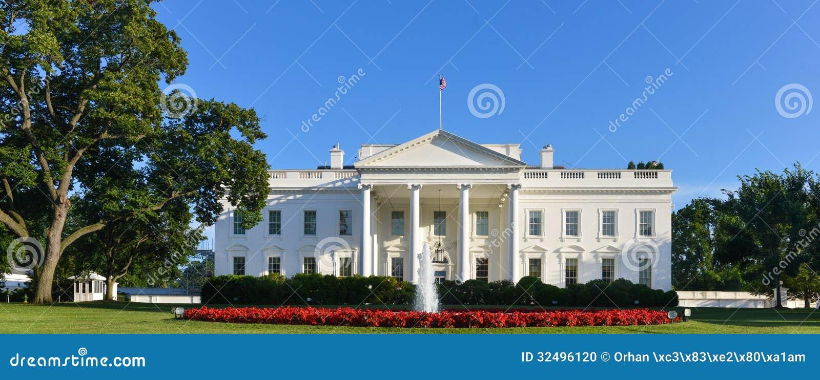 Download la maison blanche washington dc etats unis photo stock image du