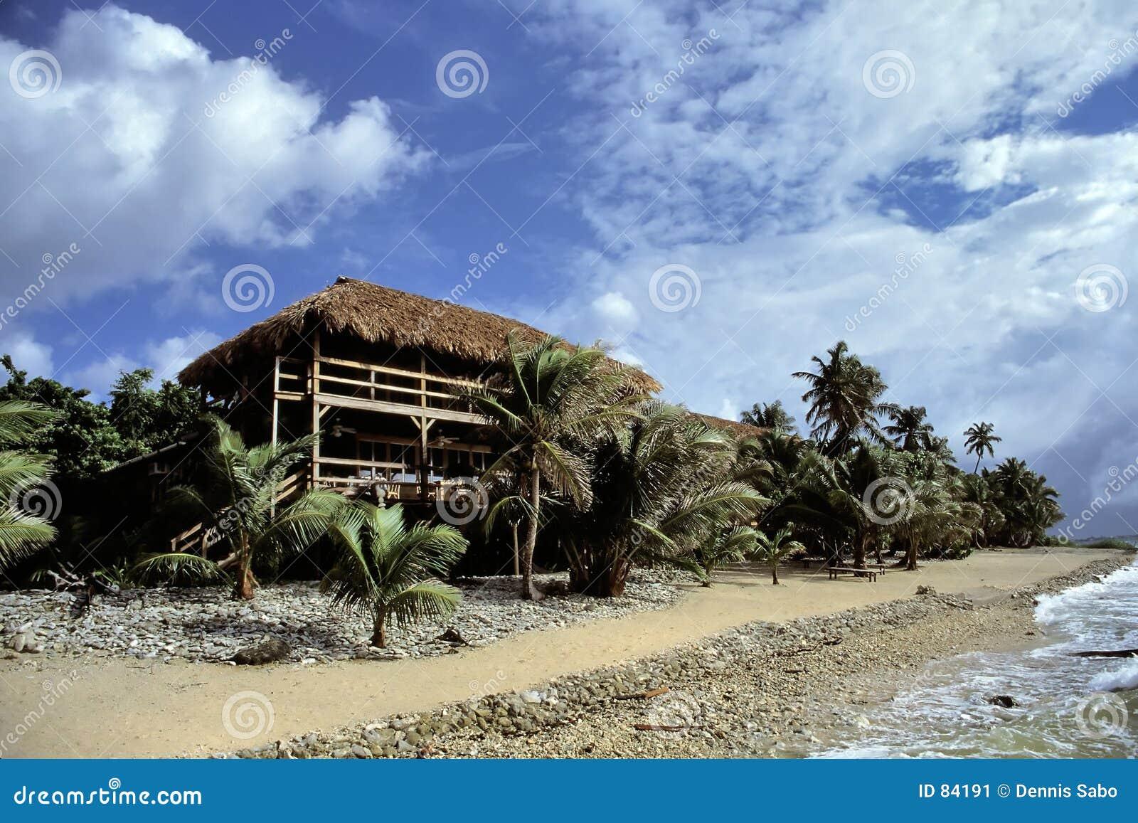 La maison de Crusoe