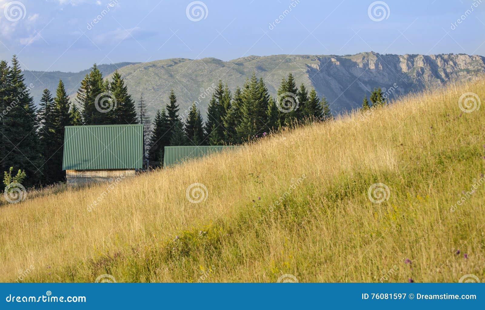 La maison de la montagne
