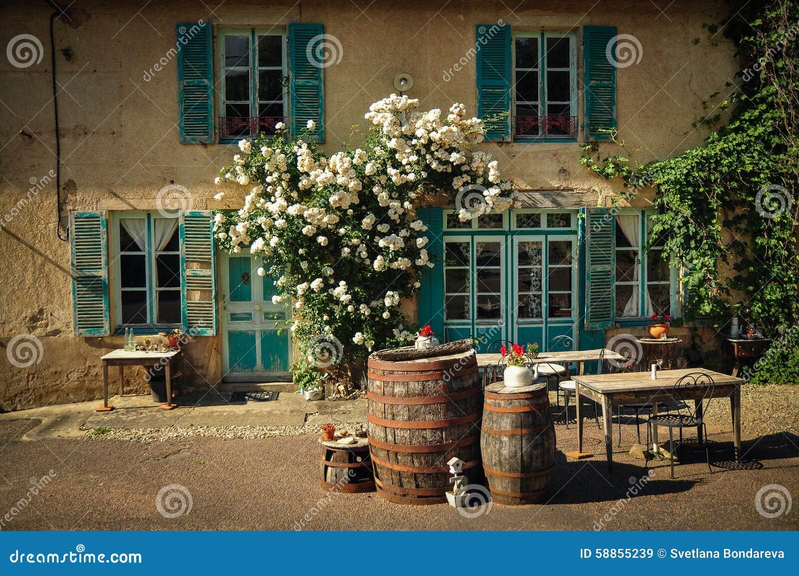 La maison francais french house