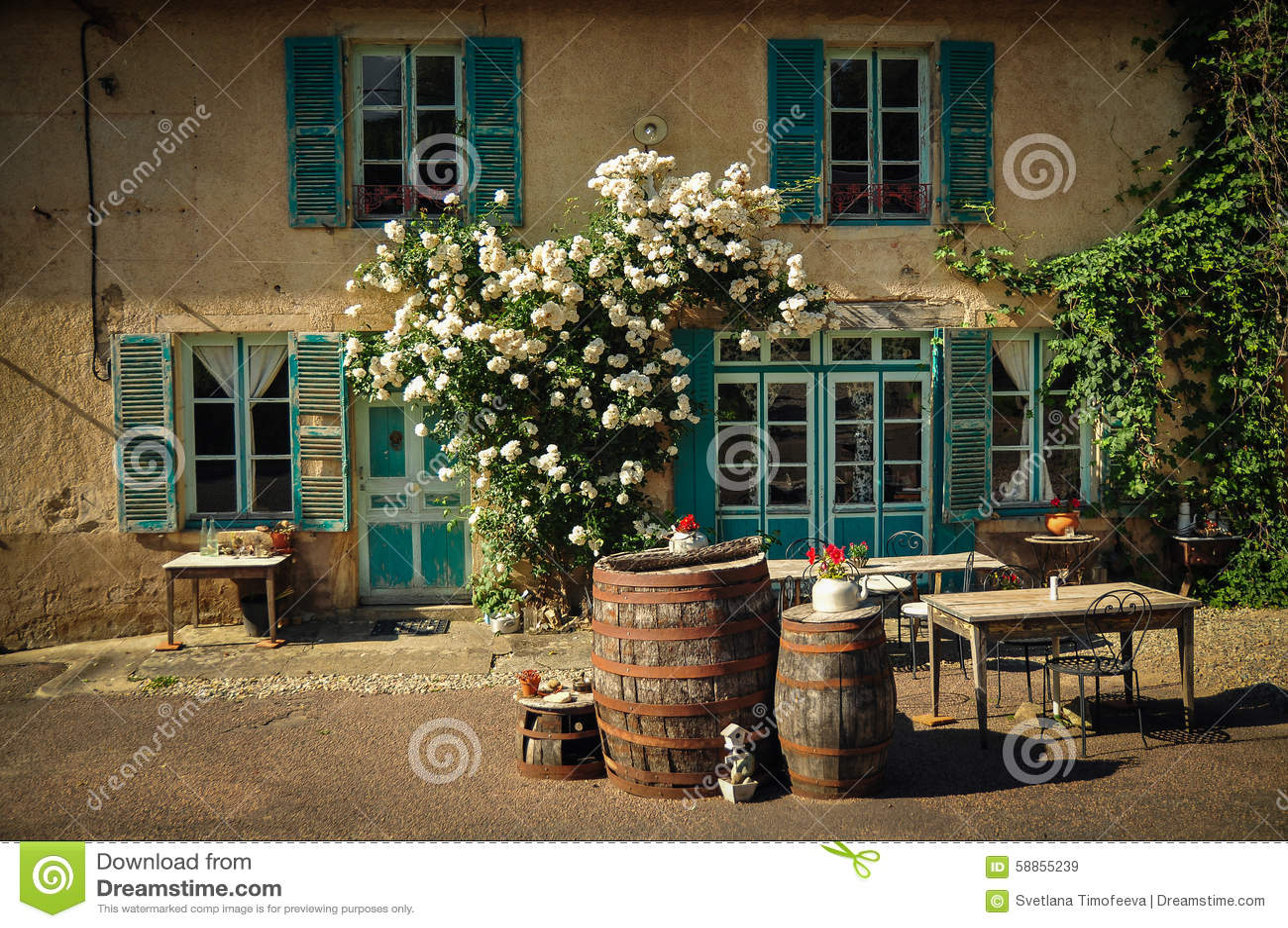 French Maison