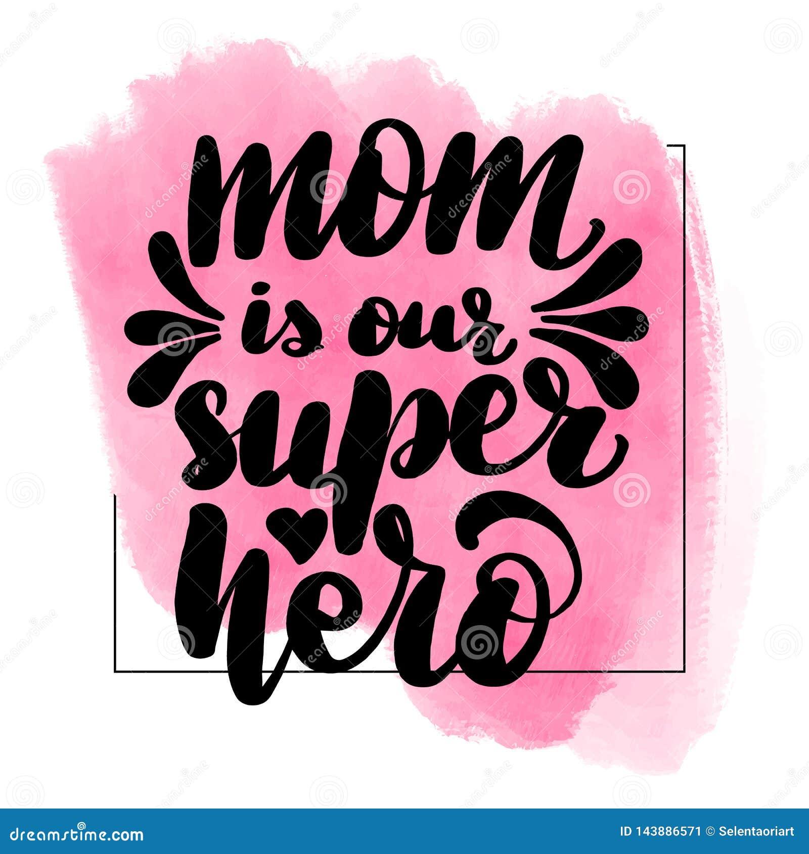 La mam? es nuestro superh?roe