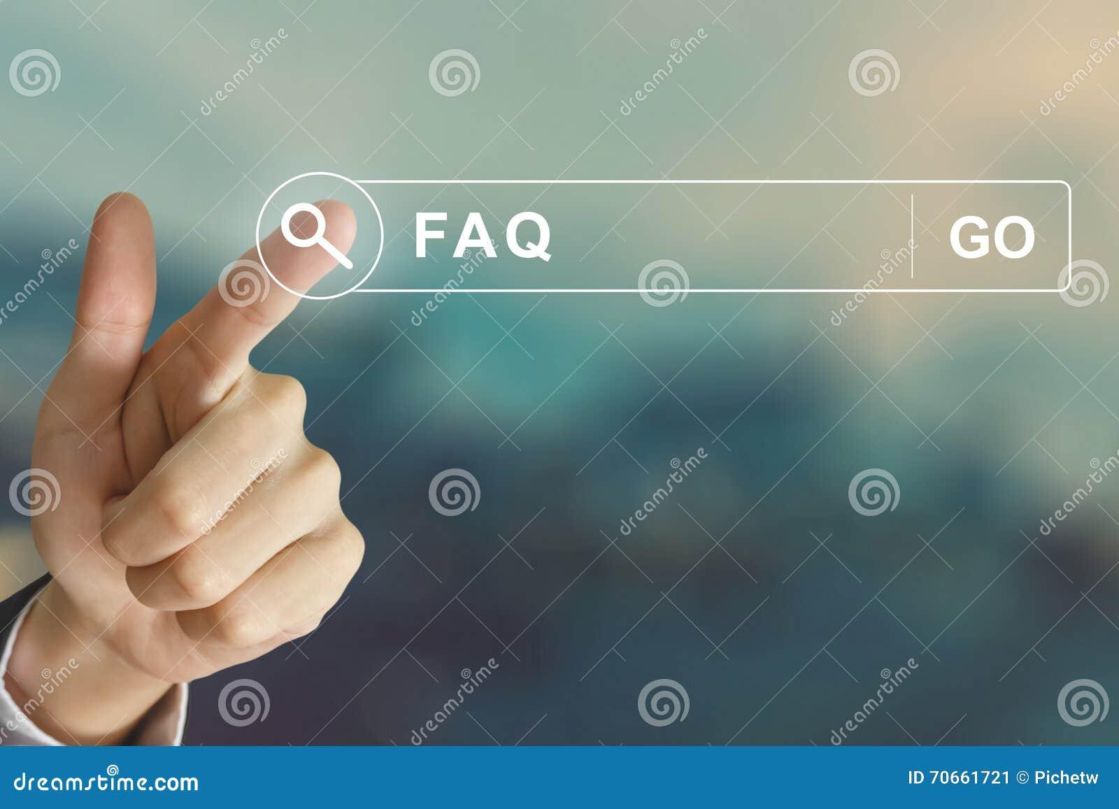 Faq risposte alle domande frequenti libroza