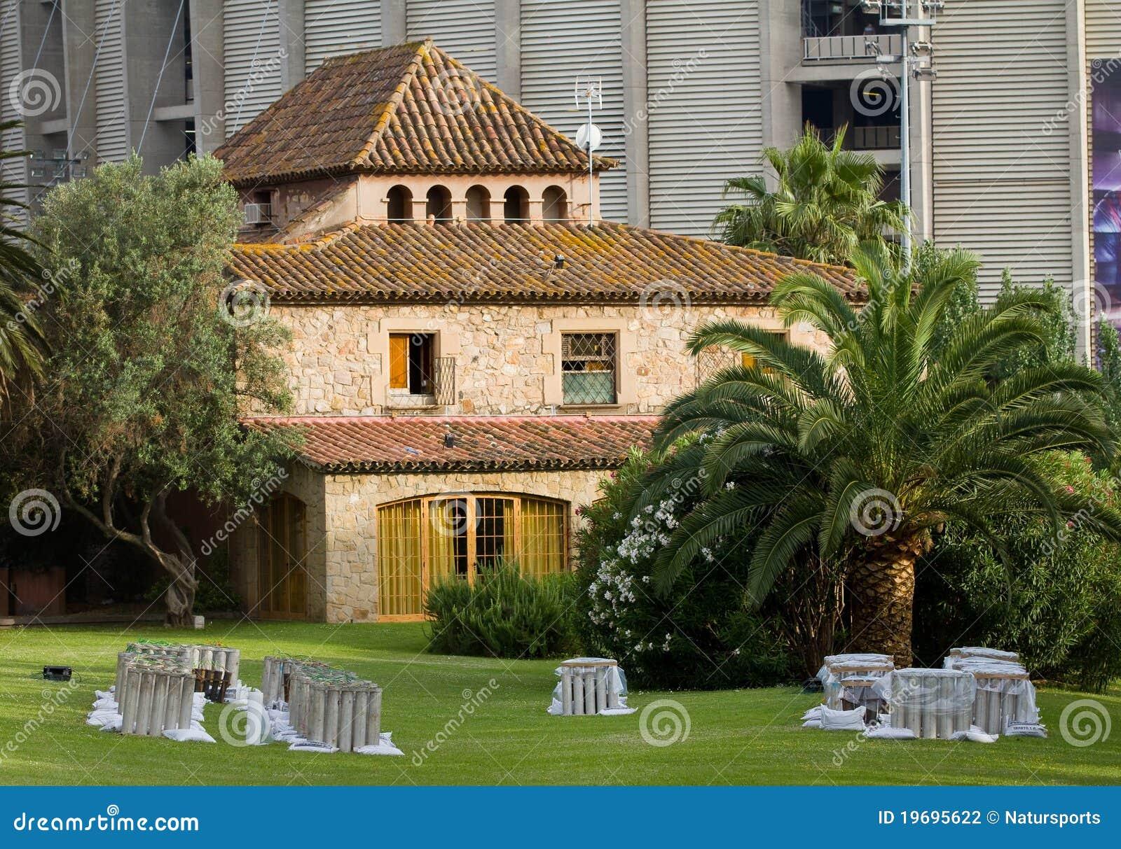 Barcelona La Masia Academy