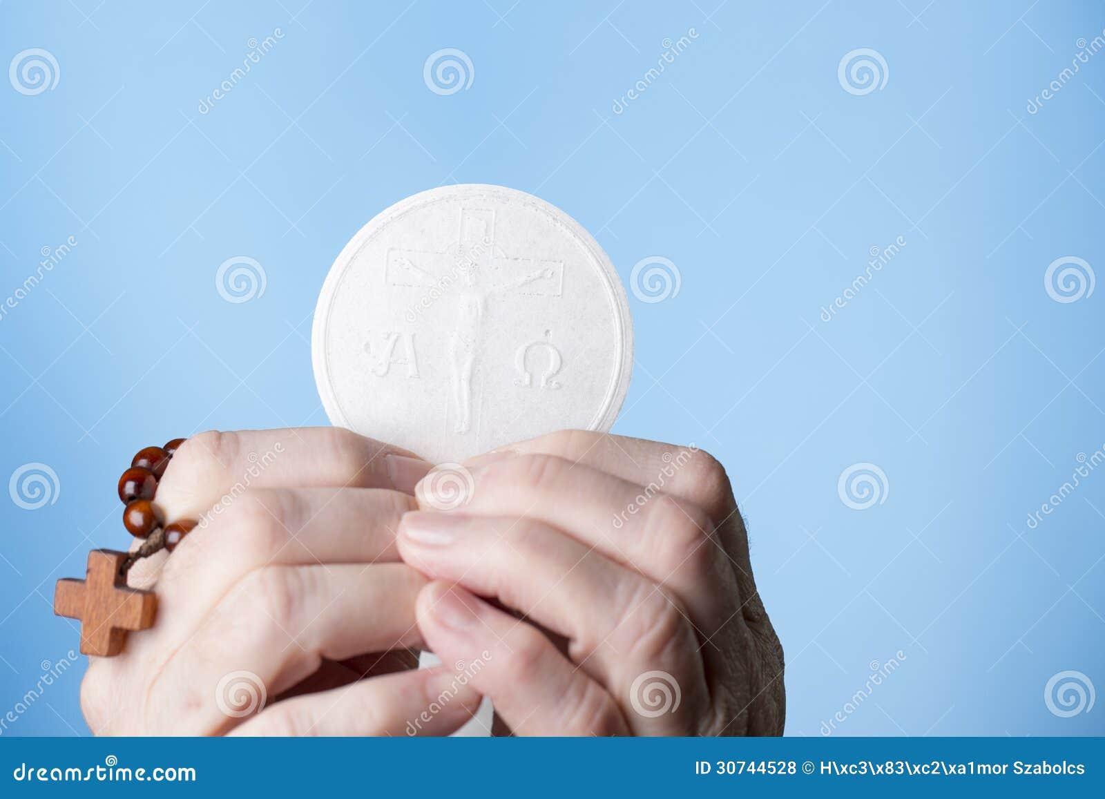 La mayoría de la eucaristía santa