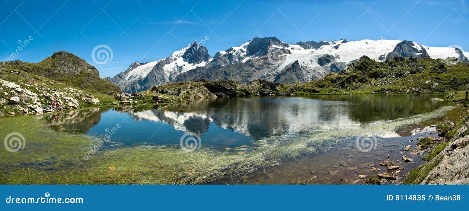 La Meije - French alpes