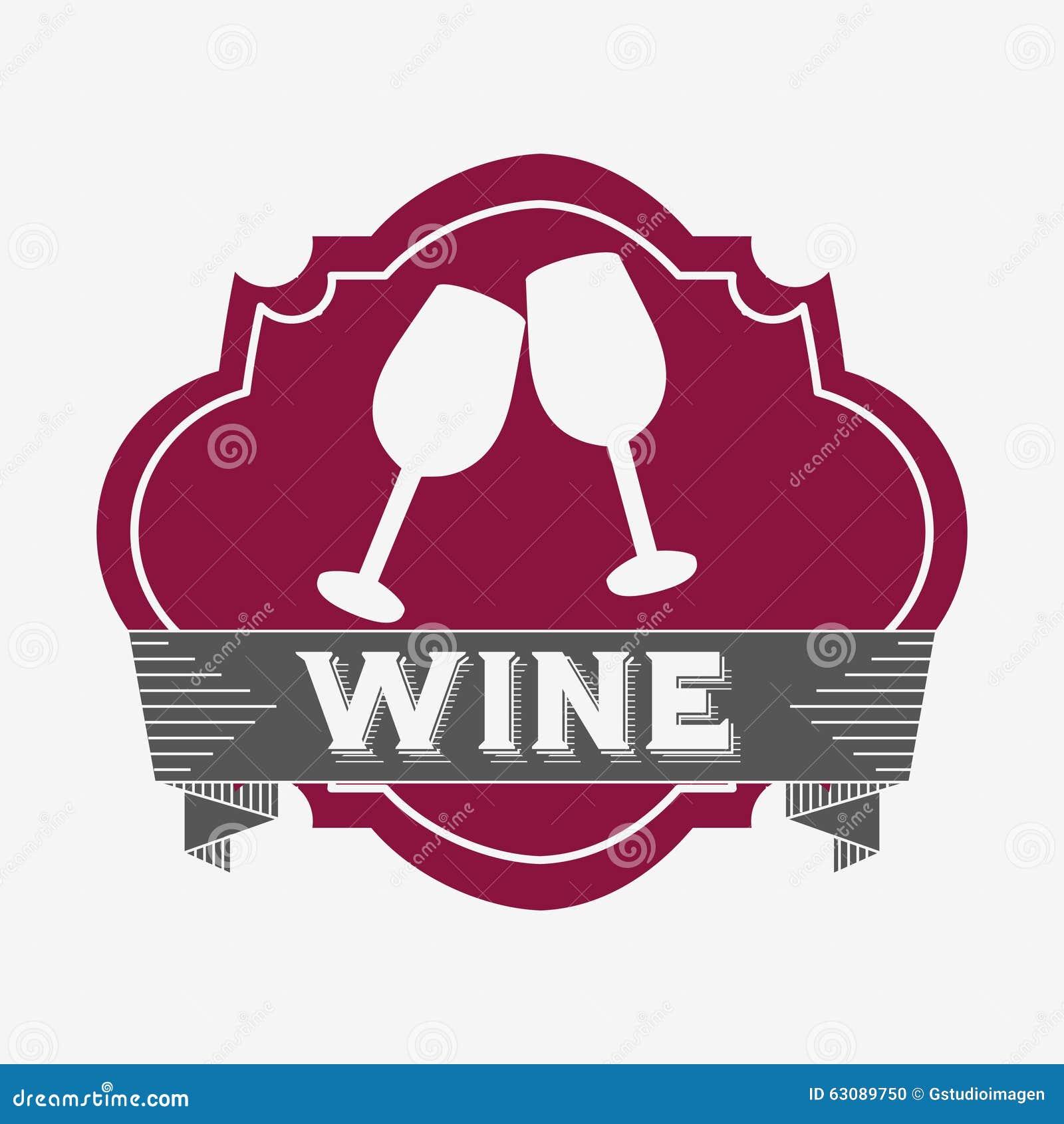 Download La Meilleure Conception De Vin Illustration de Vecteur - Illustration du élément, emblème: 63089750