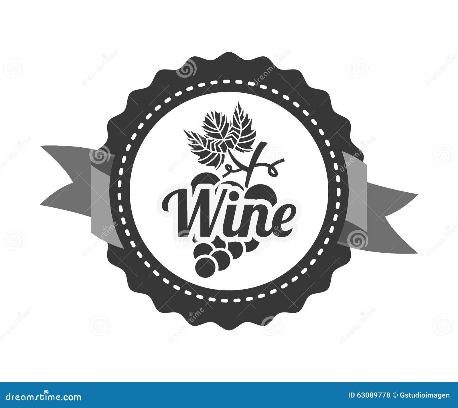 Download La Meilleure Conception De Vin Illustration de Vecteur - Illustration du drapeau, carte: 63089778