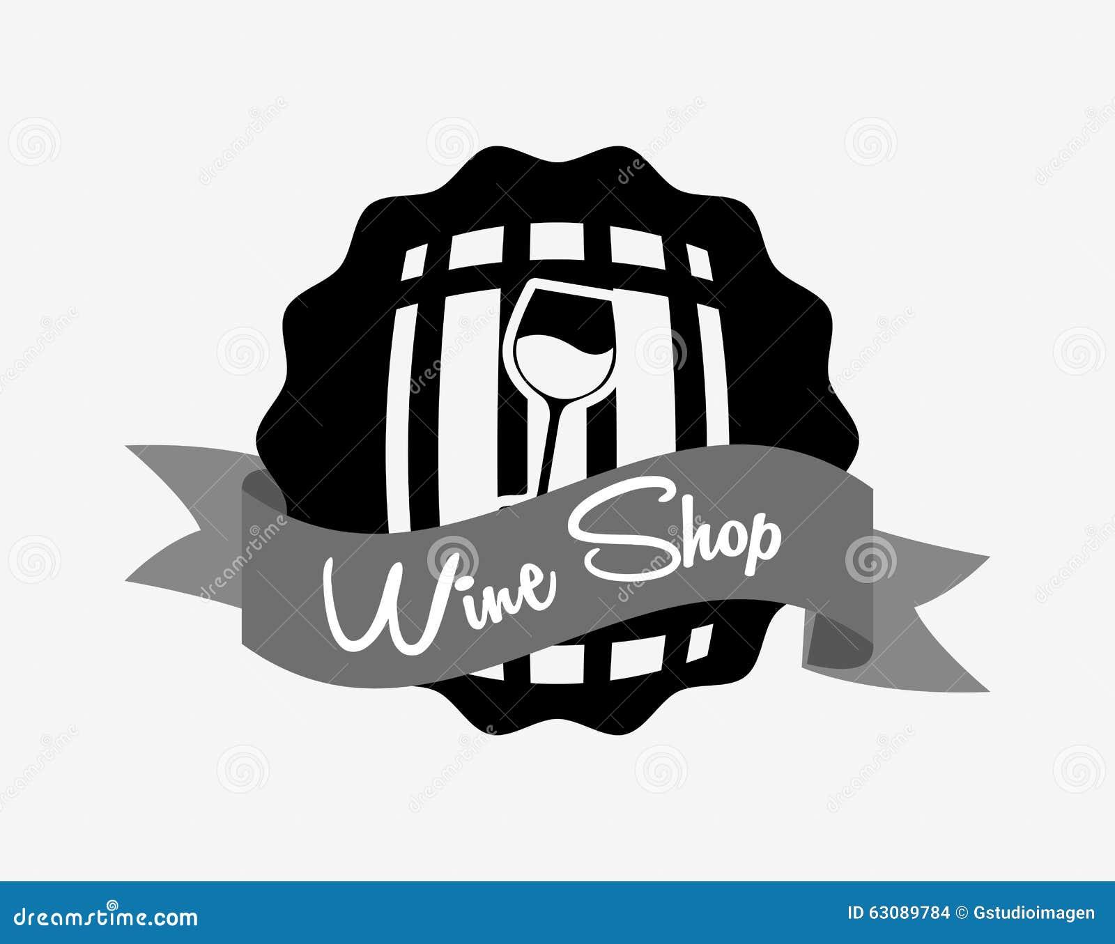 Download La Meilleure Conception De Vin Illustration de Vecteur - Illustration du étiquette, insigne: 63089784