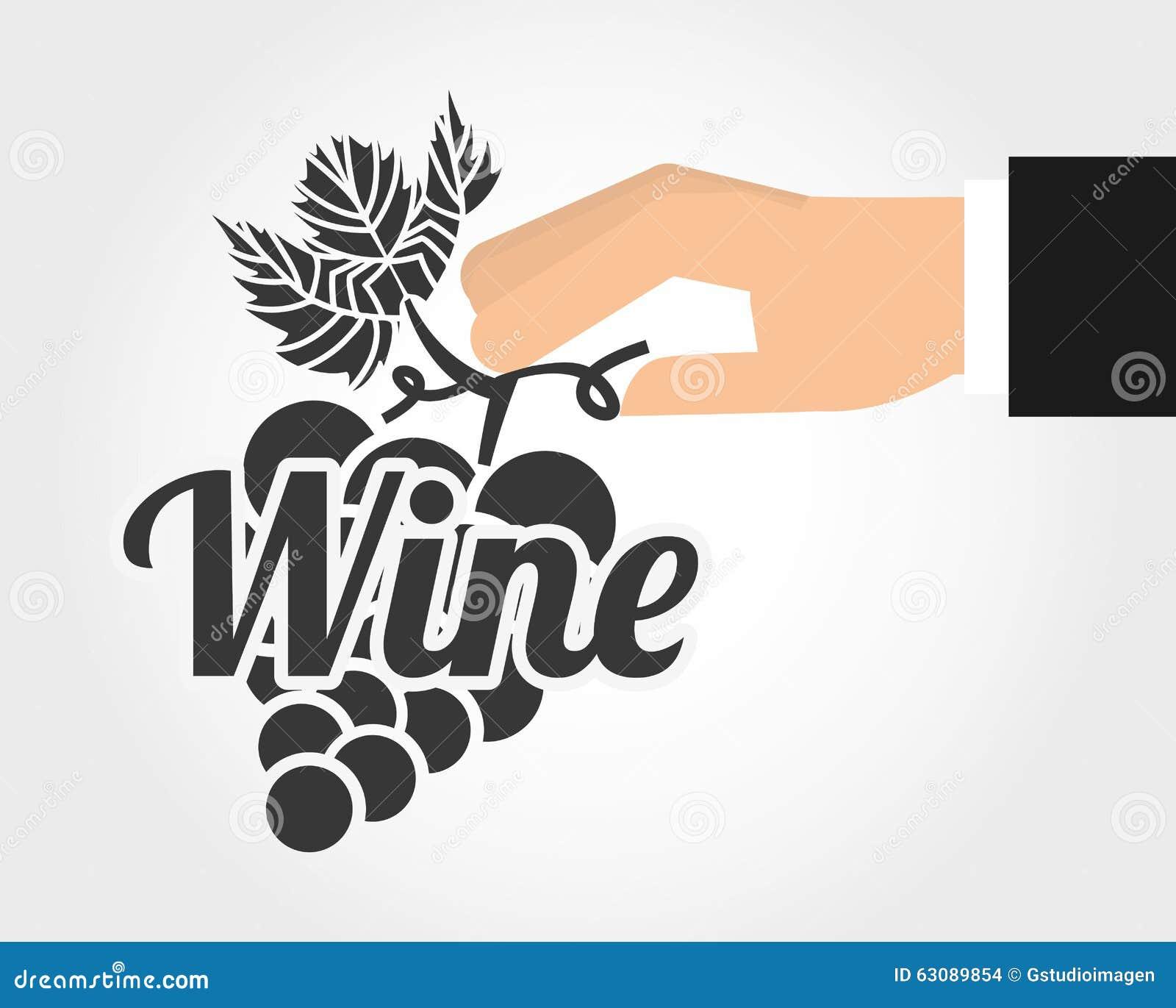 Download La Meilleure Conception De Vin Illustration de Vecteur - Illustration du sceau, signe: 63089854
