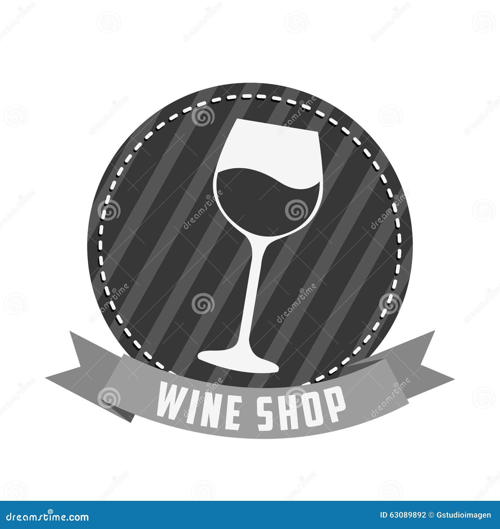 Download La Meilleure Conception De Vin Illustration de Vecteur - Illustration du illustration, trame: 63089892