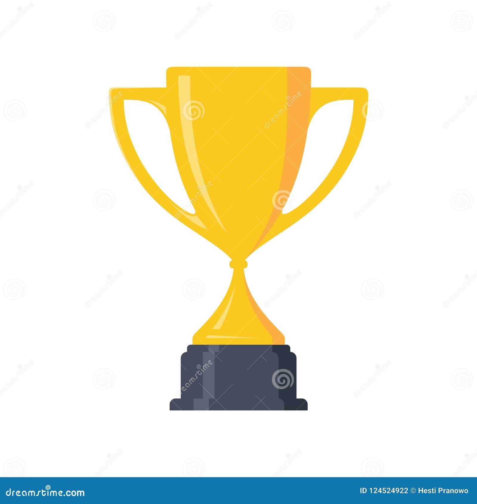 La meilleures récompense et victoire simples de trophée de gagnant de tasse de champion conçoivent l élément