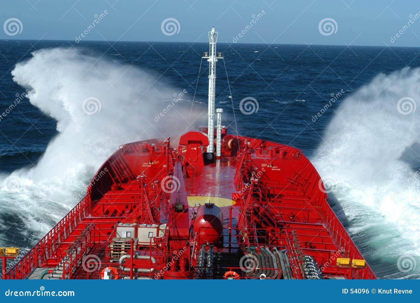 Download La Mer du Nord photo stock. Image du industrie, océan, séparation - 54096