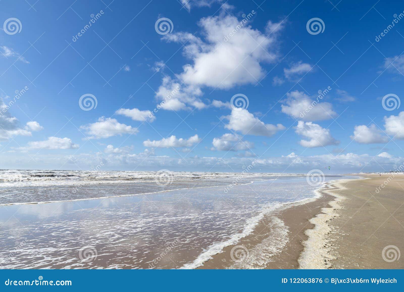 La Mer du Nord de Néerlandais