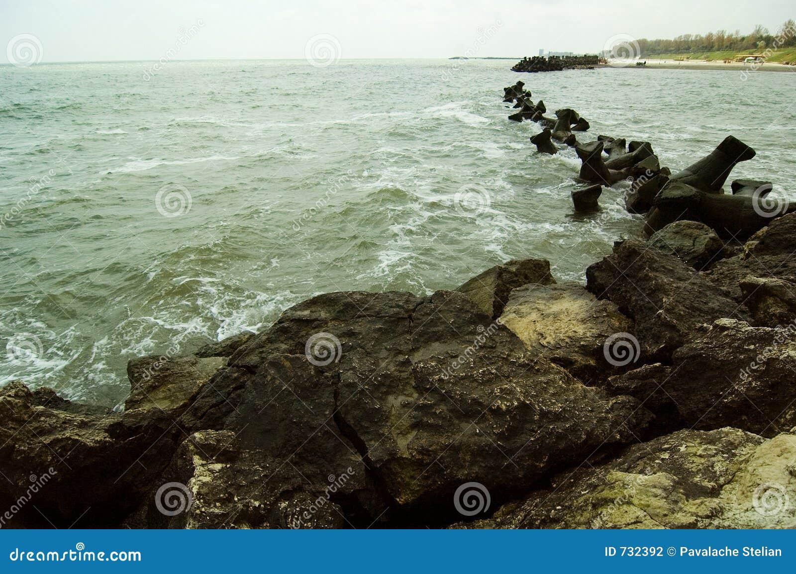 La Mer Noire roumaine