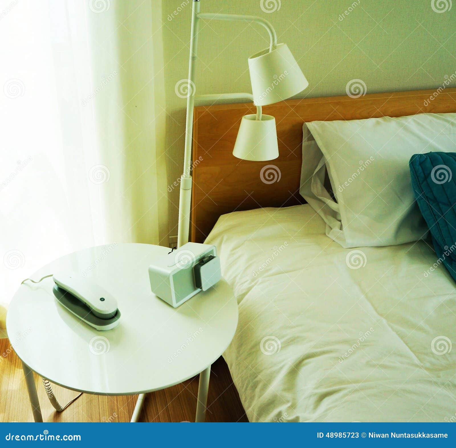 La mia camera da letto immagine stock. Immagine di interno ...