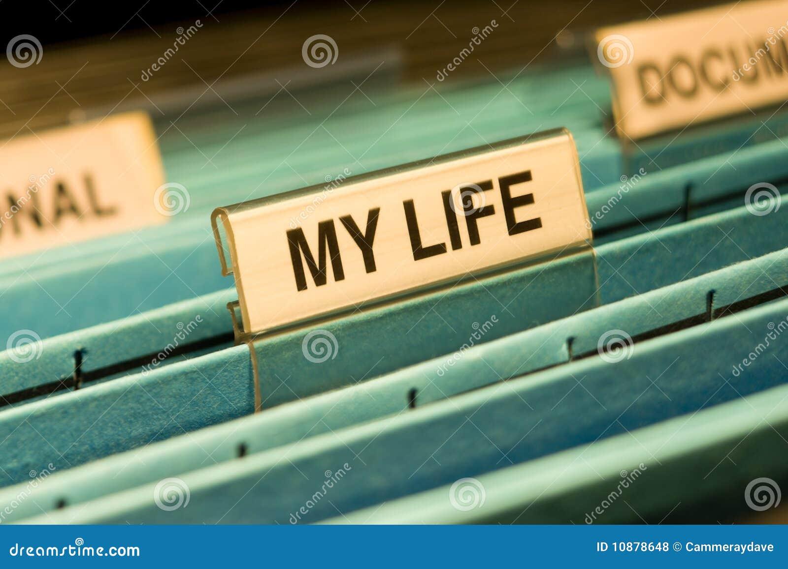 La mia vita