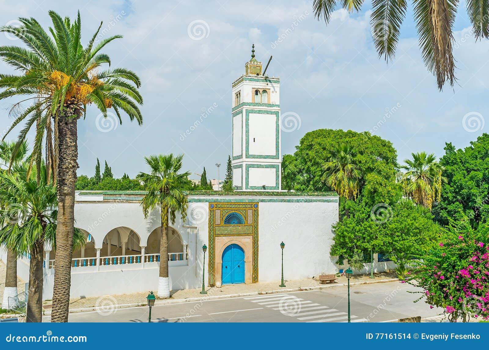 La mosquée blanche
