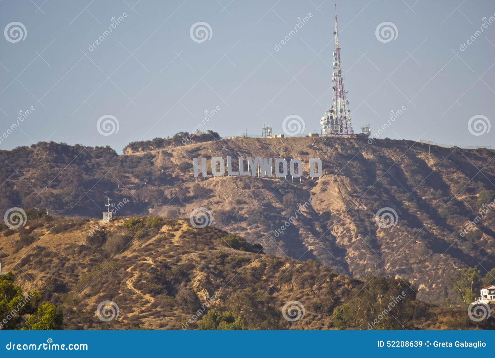 La muestra de Hollywood