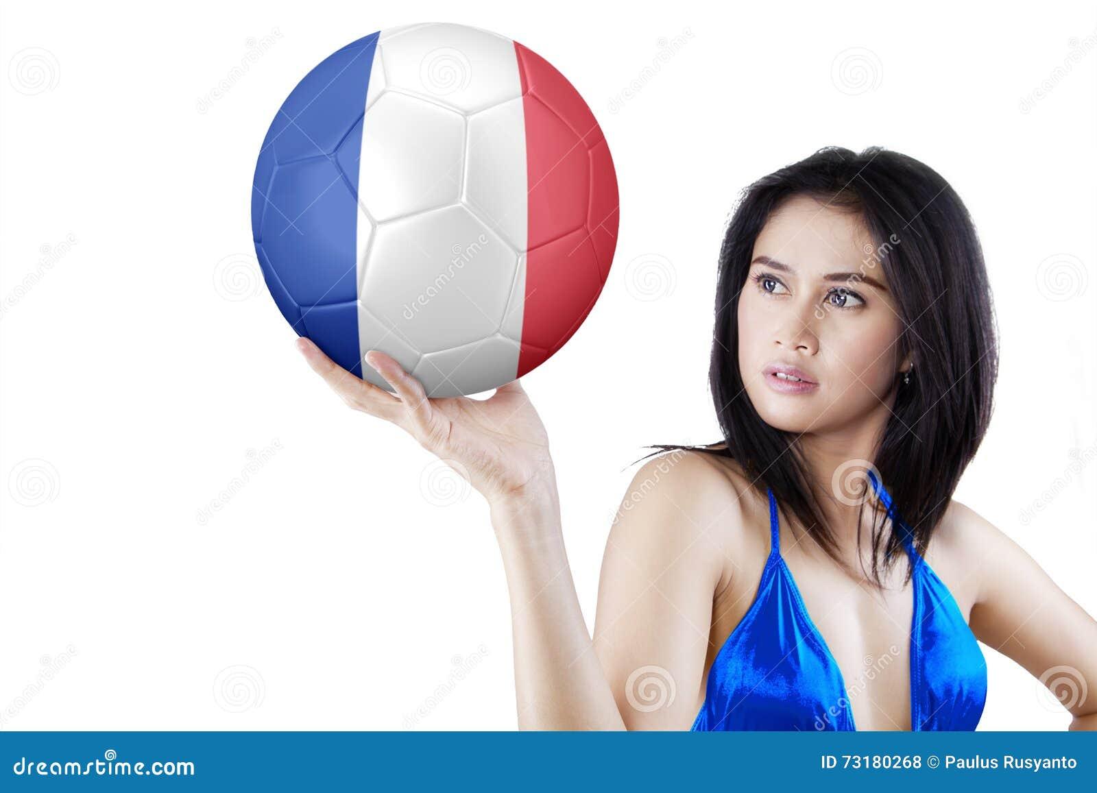 mujer asiática deporte