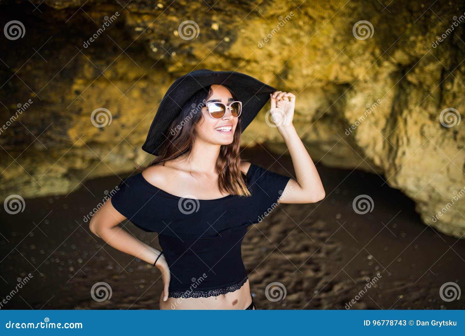 Gafas Mujer Sol Y Que Mexicana Sombrero Las La De Hermosa Con El m8vNn0Ow