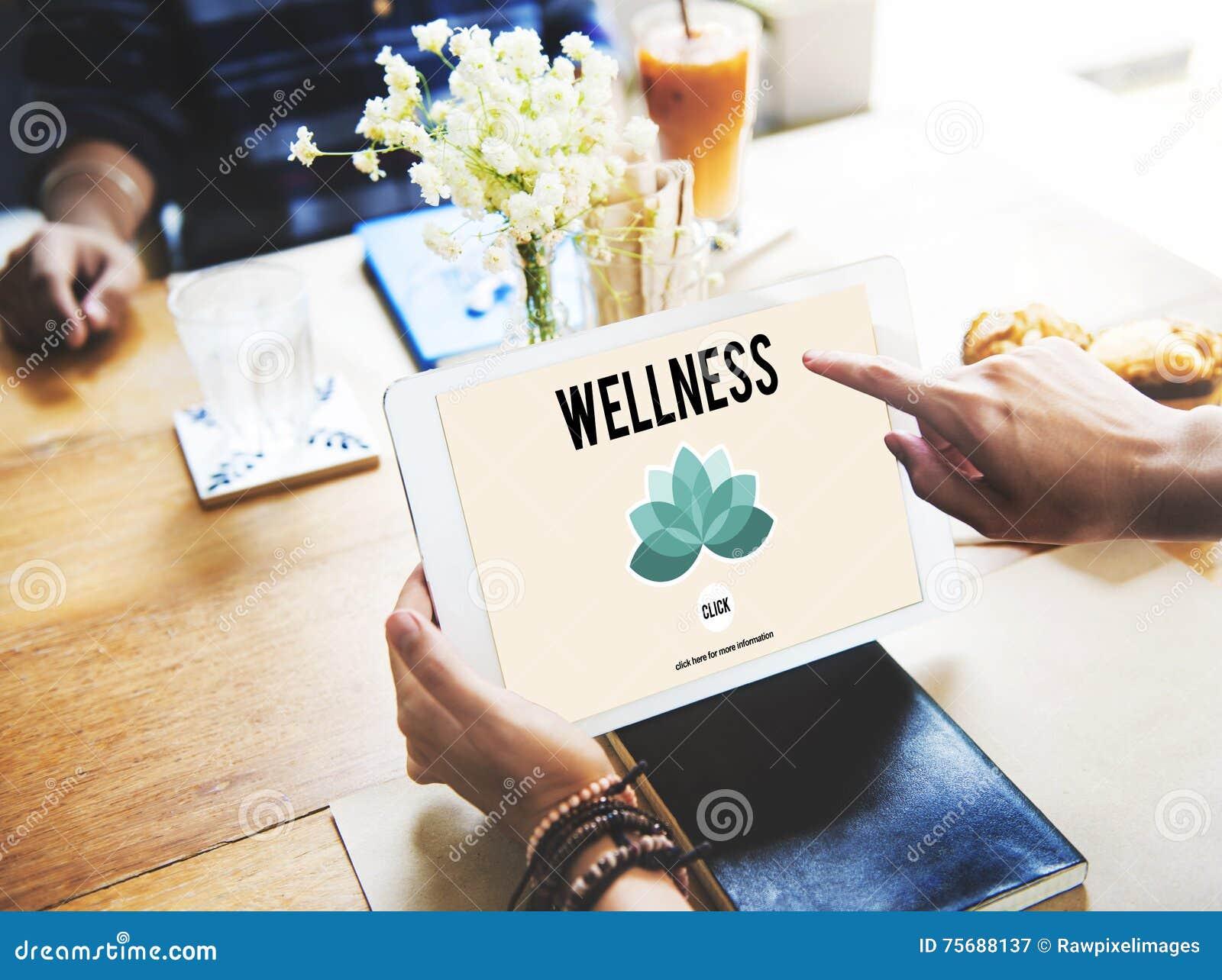 La naturaleza de la buena salud de la aptitud de la energía de la salud relaja concepto