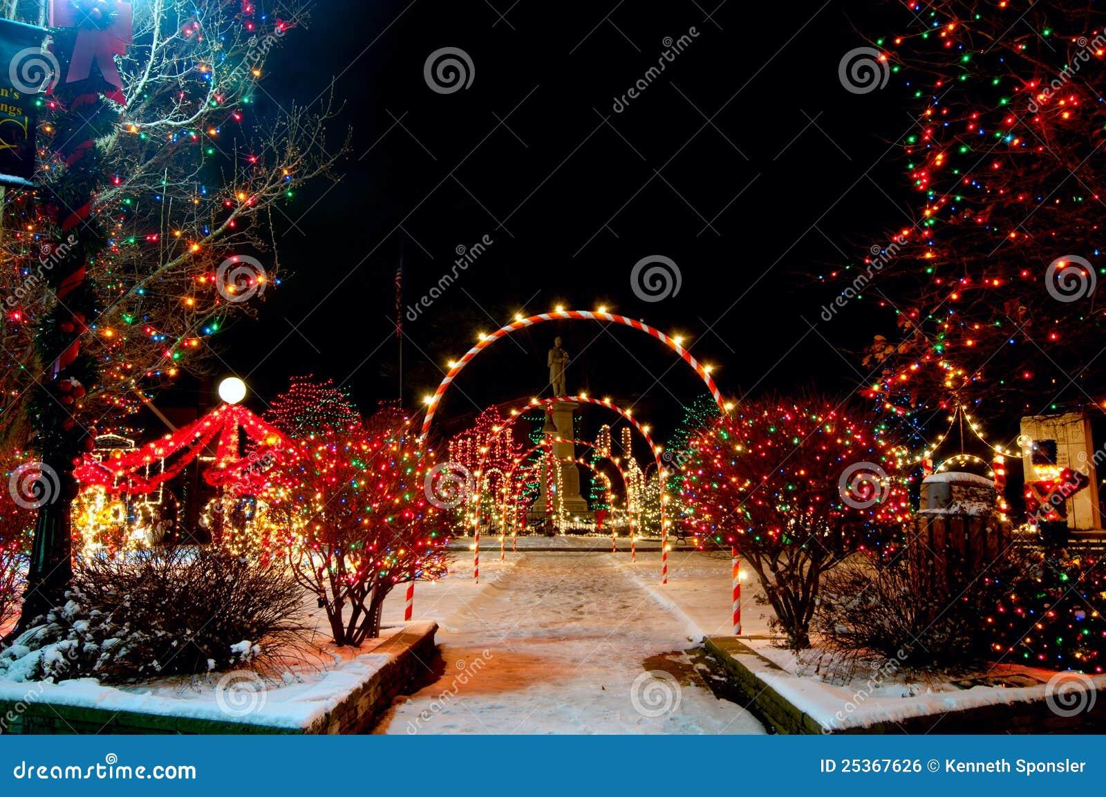La Navidad de la aldea