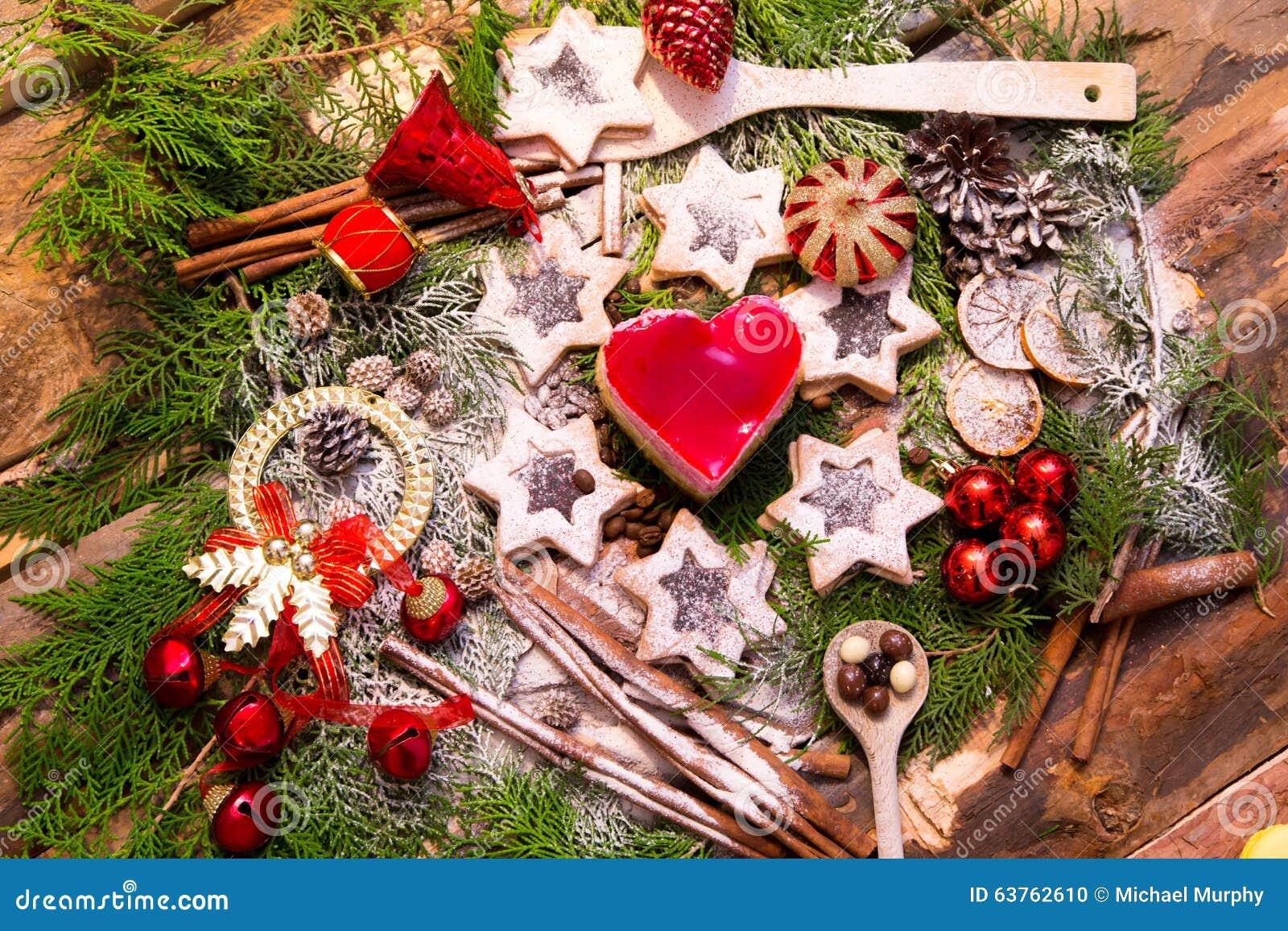 La Navidad del chocolate y de las galletas