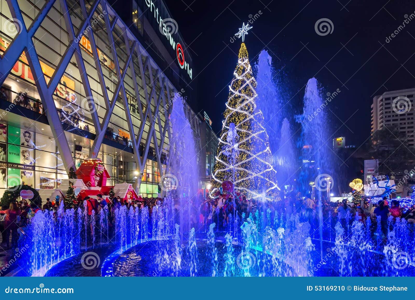 Resultado de imagen de imagenes de navidad en bangkok